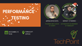 Performance Testing. Terrasoft TechPoint