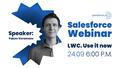 Salesforce Webinar #4. LWC. Use it now!