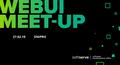 Web UI Meet-Up Dnipro: Web UI Trends 2019