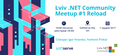 NET Community Meetup #1 Reload