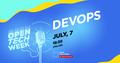 Open Tech Week: DevOps