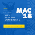 MAC Kiev Affiliate Conference: new wave