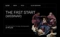 """Webinar """"The Fast Start. Як підкорити посаду менеджера за 90 днів"""""""