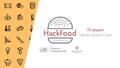 HackFood-хакатон