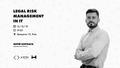 Лекція Legal risk management in ІТ