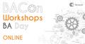 BACon Workshops: BA Day Online