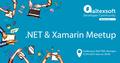 .NET & Xamarin Meetup