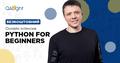 [Реєстрація завершена] Безкоштовний онлайн інтенсив «Python for beginners»