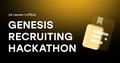 Genesis Recruiting Hackathon