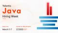 Yalantis Java Hiring Week