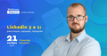 """Онлайн-семинар """"LinkedIn 3 в 1: репутация, карьера, продажи"""""""