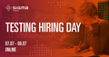 Testing Hiring Day by Sigma Software