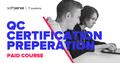 QC certification preparation course
