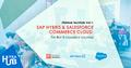 ITEAHub TechTalk Vol.1: SAP Hybris & Salesforce Commerce Cloud. Best E-commerce solution