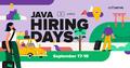 Java Hiring Days