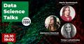 Data Science Talks by WWCode Kyiv