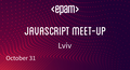 EPAM JS Meet-up
