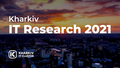 Презентація Kharkiv IT Research 2021