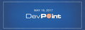 DevPoint.Architect — конференция об архитектуре для веб-разработчиков
