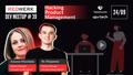 Redwerk's Dev Meetup #39 - Hacking Product Management