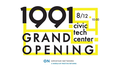 1991 Civic Tech Center. Grand Opening