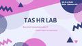 TAS HR LAB #1