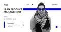 Workshop «Lean Product Management»