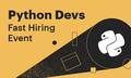 PandaDoc Python Online Fast Track Hiring Event