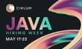 Java Hiring Week в Ciklum