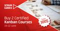 Certified Kanban Intensive — акция от Scrumguides