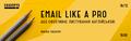 """Майстер-клас """"Email like a PRO або ефективне листування англійською"""""""