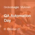 GlobalLogic Mykolaiv QA Automation Day