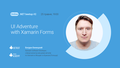 Online .NET beetup #2: UI Adventure with Xamarin Forms