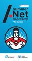 Summer Boot Camp for .NET Juniors 2018