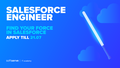 Salesforce Engineer: Безкоштовне стажування із подальшим працевлаштуванням