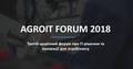 AGROIT FORUM 2018