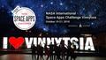 NASA International Space Apps Challenge Vinnytsia