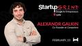 Startup Grind #6 - Alexandr Galkin (Competera)