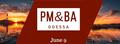 PM&BA Odessa Conference