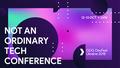 GDG DevFest Ukraine 2018