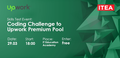 Skills Test Event: Coding Challenge to Upwork Premium Pool