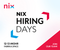 NIX Hiring Days