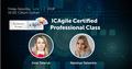 Открытый тренинг ICAgile Certified Professional