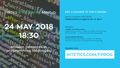 "MeetUp ""Modern advances in programming languages"""