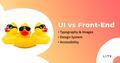 "Лекція ""UI vs Front-end"""
