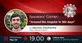 "Ciklum Kyiv Speakers' Corner: ""Вокруг  Angular 2 за 180 дней"""