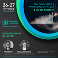 "Воркшоп ""Building Marketing and Sales Strategy for US Market"""