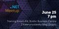 .NET Meetup