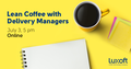 Lean Coffee with Delivery Managers
