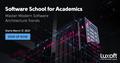 Безкоштовний курс-інтенсив «Основи архітектури програмного забезпечення»